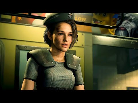 Resident Evil 3 Remake Jill Valentine Classic Stars Outfit Youtube
