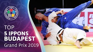 Gambar cover 2019 Budapest GP Top 5 Ippons
