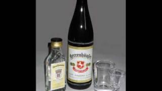 Harald und Burkhard - ein Bier ein Korn