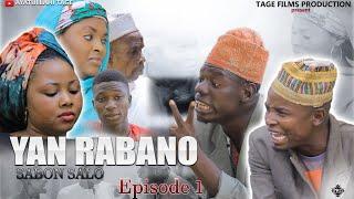 Yan Rabano Sabon Salo Episode 1    Latest Hausa Comedy 2020 (Ayatullahi Tage)
