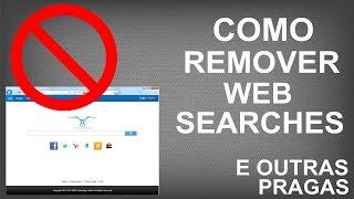 Como Remover o Web Searches