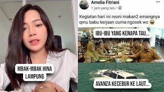 Selebgram Ngehina Lampung, ASN Masa Gini dan Mobil Kecebur:( | TNM #30
