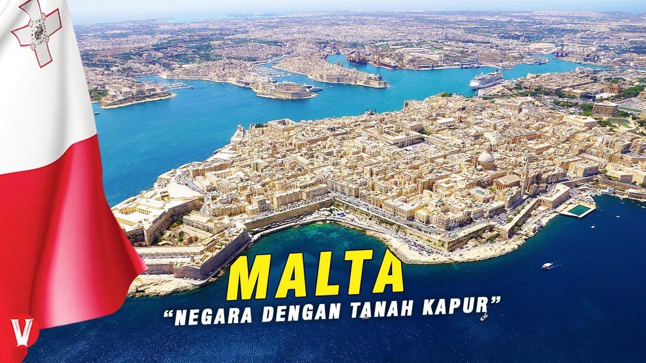 Malta! Negara Kecil Eropa yang Menakjubkan !