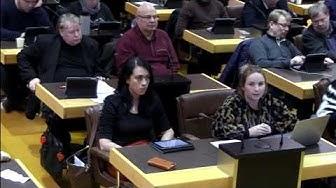 Forssan kaupunginvaltuuston kokous