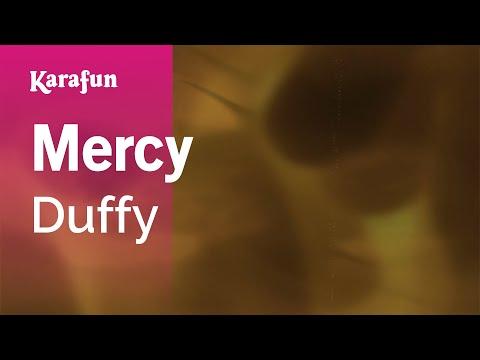 Karaoke Mercy - Duffy *