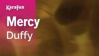 Karaoke Mercy - Duffy *