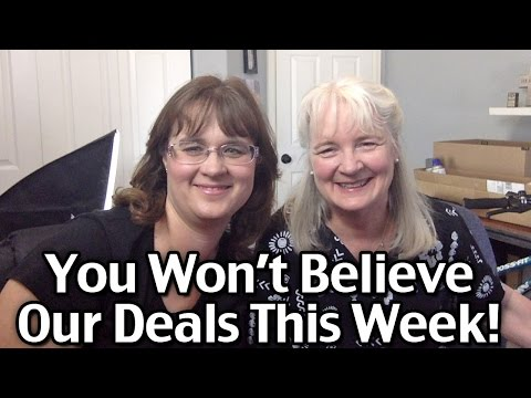 You won't believe our Deals this week!!!!!!