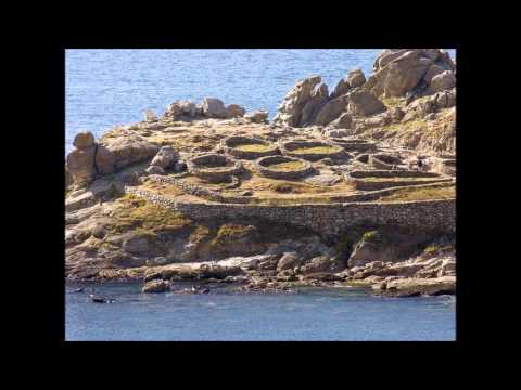 Places to visit in Galicia (Spain) - Lugares para
