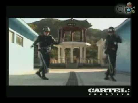 Trieu Tien VS Han Quoc bang hiphop