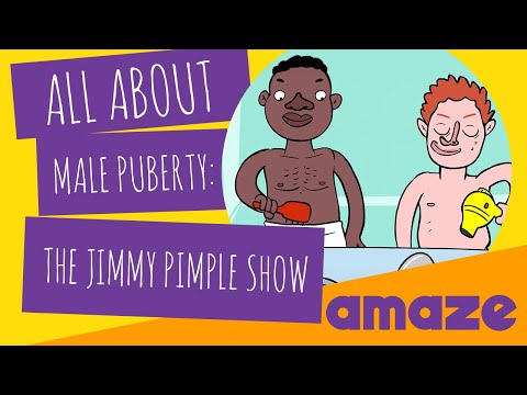 All About Male Puberty: The Jimmy Pimple Show from YouTube · Duration:  1 minutes 29 seconds