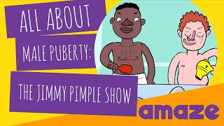 All About Male Puberty: The Jimmy Pimple Show