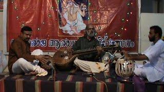 A. Ananthapadmanabhan Veena - Sadamathim.....Raga: Gambheeravani