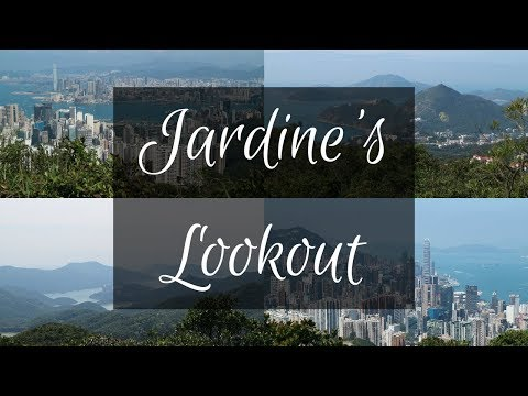 The Jardine's Lookout Hike - Hong Kong