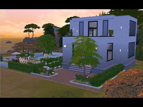 The Sims 4 | Speed Build: Viva Villa