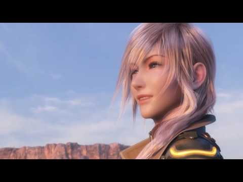 Final Fantasy XIII-2 - Character Design Interview