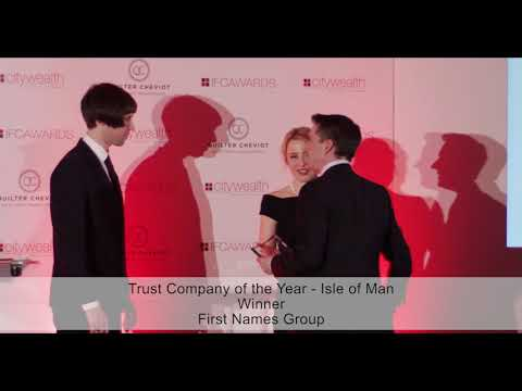 Citywealth IFC Awards 2018 - Trust Company of the Year - Isle of Man - Winner