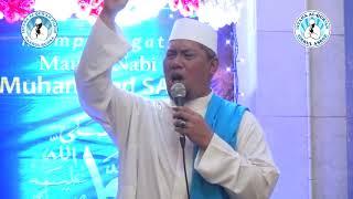 Cuplikan Ceramah KH. Syarif Matnadjih @ Maulid Nabi saw 17/12/17