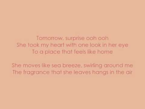 Tyrone Wells - Sea Breeze (with lyrics!)