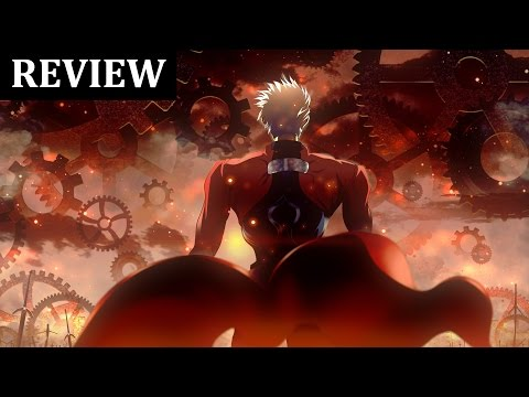 Review | Fate/stay night: Unlimited Blade Works Mp3