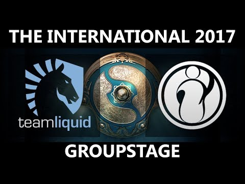 🔴[DOTA 2 LIVE] Team Liquid vs IG GAME 3, The International 2017, IG vs Team Liquid