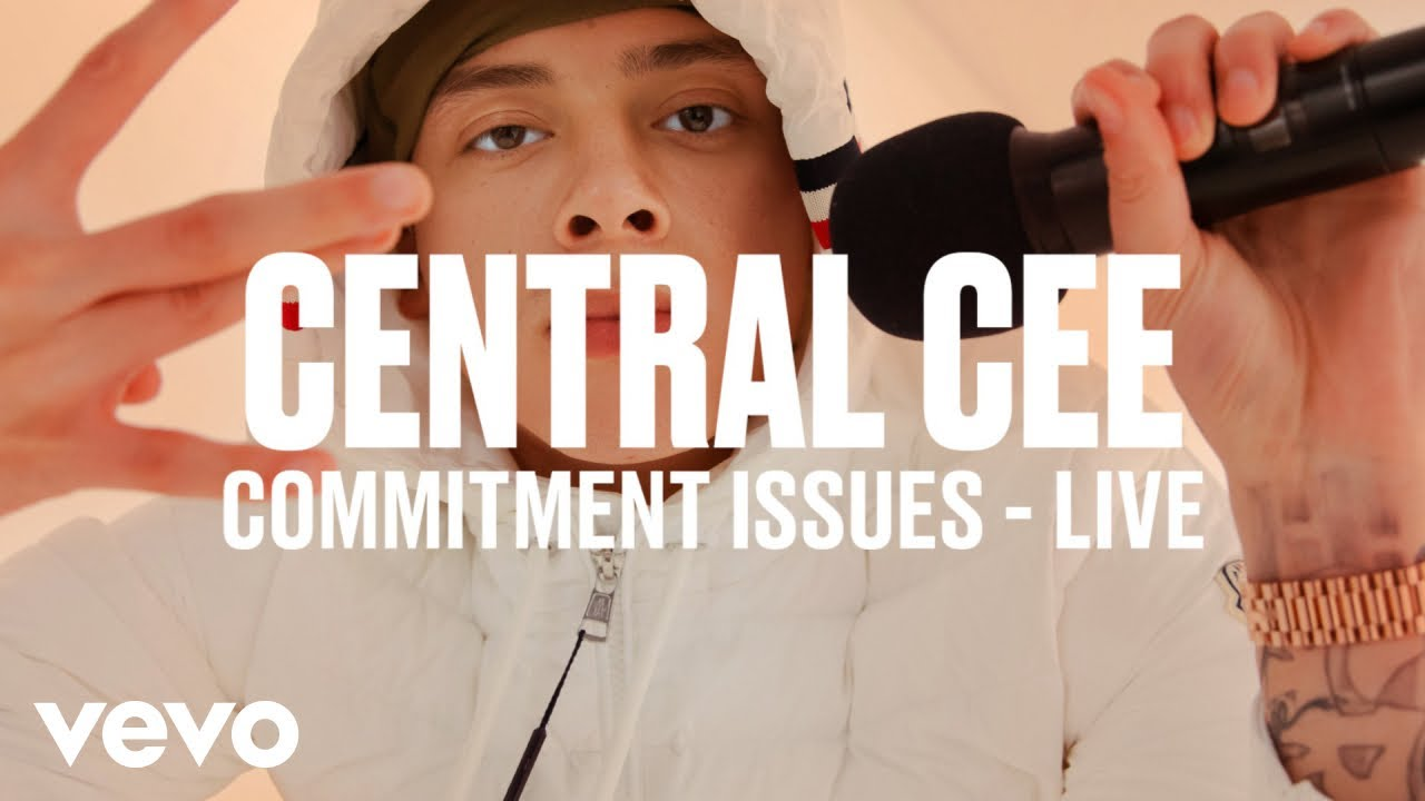 Central Cee - Commitment Issues (Live) | Vevo DSCVR
