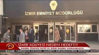 İzmir Adliyesi neden hedef alındı?