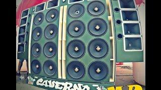 Carretinha Caverna Heavy Sound- 16 Eros 7k