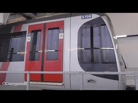 Schoonmaak Nieuwe Metro in de RET remise #50jaarMetro