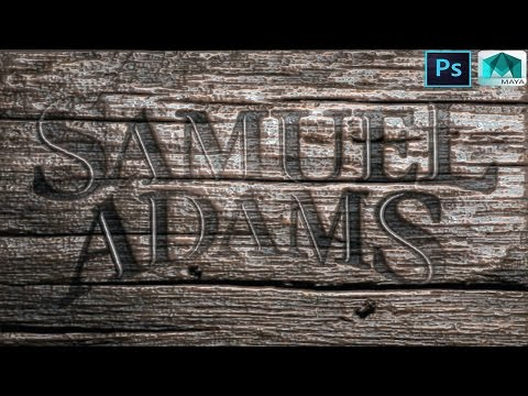 Creating worn and faded text for your 3D model