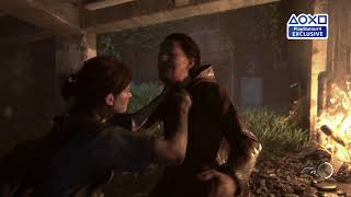 E3 2018 The Last of Us Part II Gameplay