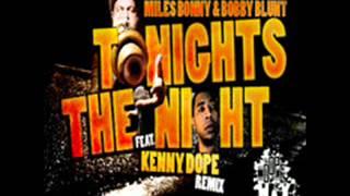 Miles Bonny Feat. Bobby Blunt - Tonight