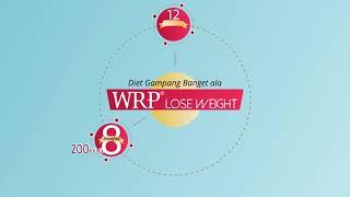 Diet Gampang WRP : Cara Kerja Diet WRP