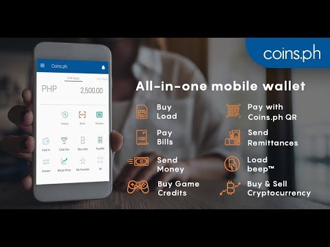 Coins.ph: My Phone is My Wallet!
