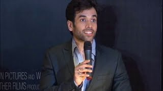 Tusshar kapoor's reaction on sanjay dutt's jail sentence.