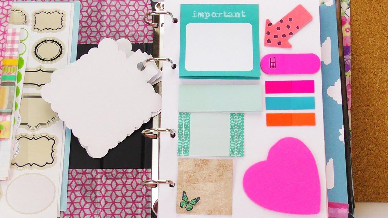 diy kalender gestalten post it sammlung neue seite im. Black Bedroom Furniture Sets. Home Design Ideas