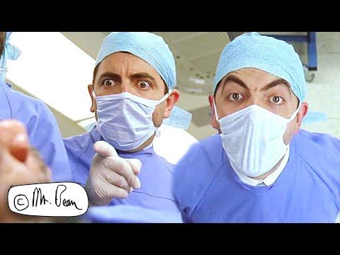 SURGERY With Dr Bean   Mr Bean: The Movie   Mr Bean Official