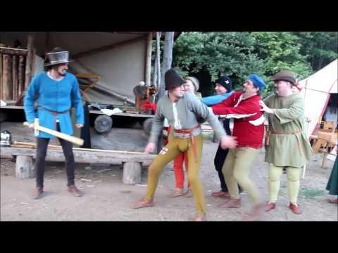 Fastnachtspiel: Das kleine Neidhartspiel (15. Jahrhundert)