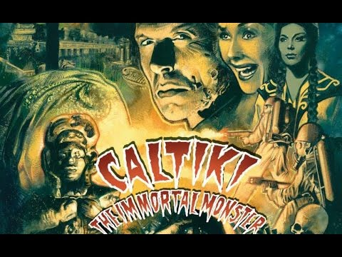 Caltiki the Immortal Monster  The Arrow Video Story