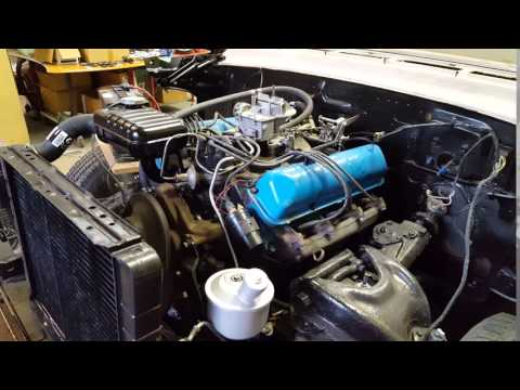 Ford FE 352 Knocking