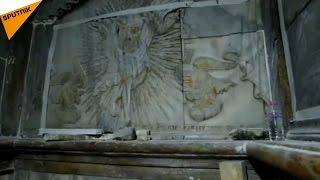 キリストの墓を開いた動画が公開