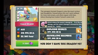[ANCIENT EVENT] Did you get RED HORN DRAGON ? - Dragon Mania Legends