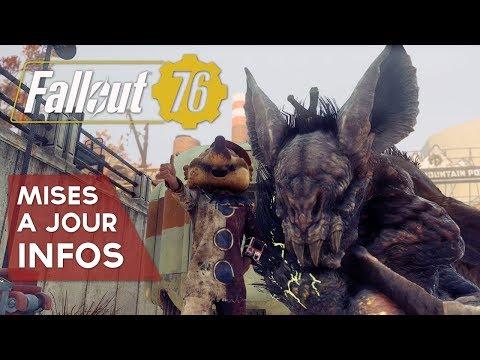 Fallout 76 FR Infos : Mises à Jour à Venir (gameplay Sulfurie)