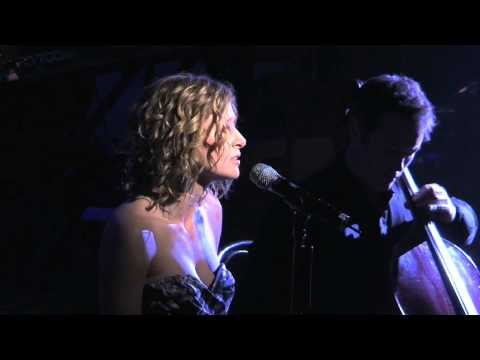 Caissie Levy sings 'With You' at the 2011 Whatsonstage.com Awards