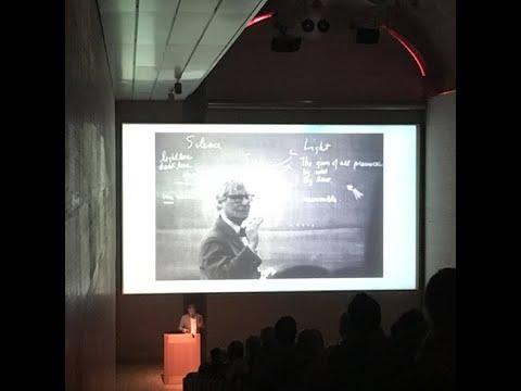 Mark Gunderson Lecture On Louis Kahn