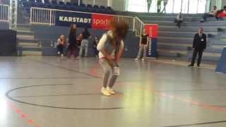 Deutsche Meisterschaft Hip Hop 2013 1Platz Carmelina Romano