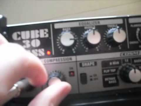 roland cube 30 bass amp overview youtube. Black Bedroom Furniture Sets. Home Design Ideas