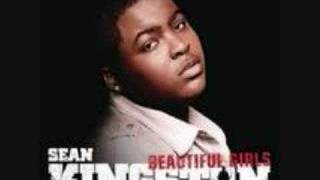 Beautiful Girl by Sean Kingston (With Lyric)