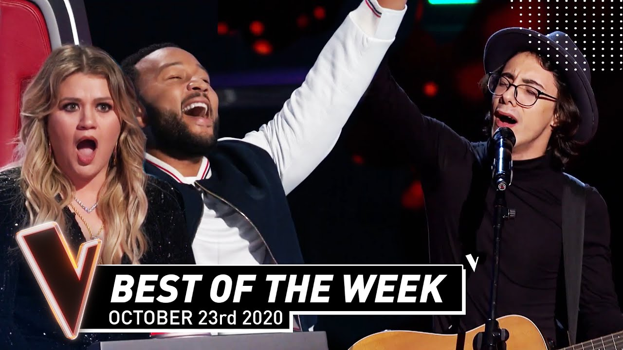 This week's best performances on The Voice | HIGHLIGHTS | 23-10-2020