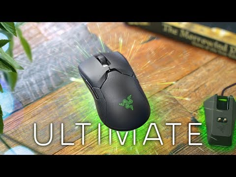Best Wireless Gaming Mouse Ever? Razer Viper Ultimate Review!