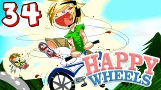 JUMPSCARE - Happy Wheels - Part 34